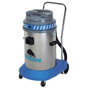 Vannsuger PL-604,Ø.50 m/tralle 60 ltr, 2-motors