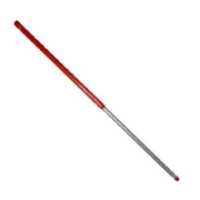 Salmon aluminiumsskaft 1550mm rød (ALH8)