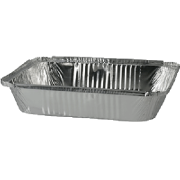 Aluminiums form 1/2 Gastro 327x263x68 - 3,6 ltr
