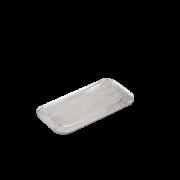 Lokk til Aluminiums form 1/3 Gastro perforert