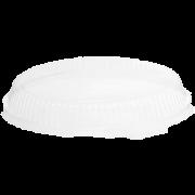 Plastlokk (klar PS) for 700 ml tallerken
