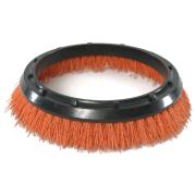 Orbiter skurebørste nylon (orange)