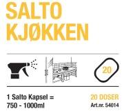 Salto Kjøkkenrent (20 doser) 750ml Miljømerket