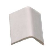 Båndbeskytter 35x35x3x50 hvit