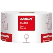 Toalettpapir Katrin classic Gigant S