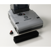 Børste sort (std) 0,2mm nylon Lindhaus LW38