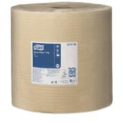 Tork Basic Papir Brun Stor rull W1