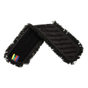 Activa Black micromopp m/ kant 60cm borrelås