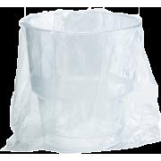Duni plastglass enkeltpakket 24 cl.