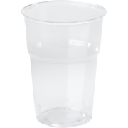 Duni plastglass 39 cl TREND