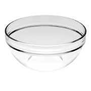 Glassbolle stable 26cm(6)