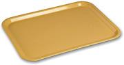 Serveringsbrett Gul Plast 430x330mm