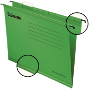 Hengemappe Pendaflex, Grønn