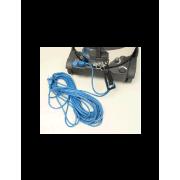 Kabel med støpsel f/ HT 15mtr (plug-in)