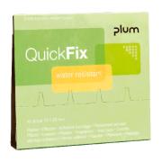 Plum vannavstøtende plaster, refill