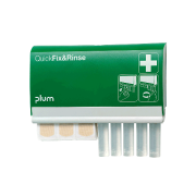 Plum QuickFix Disp. m/plaster og øyeskyll