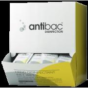 Antibac Hånddesinffeksjon våtserviett 250 stk