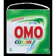 Tøyvask Omo color, 4,5 kg