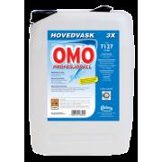 Tøyvask flytende Omo Profesjonell Hovedvask 3X, 12