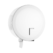 Dispenser Katrin Gigantbox S, hvit metall m/ lås