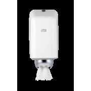 Tork Dispenser Mini Senterrull Hvit metall, M1