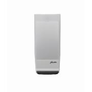 Dispenser CombiPlum plast 0,5 ltr hvit kappe