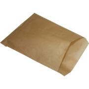 Papirpose brun 1 kg. 1000 stk