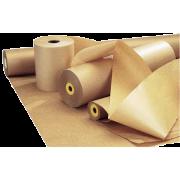 Kraftpapir ubleket 57cm 80g 7 kg pr rull