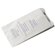 Sanitærpose hvit papir