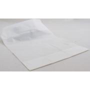 # Sanitærpose Frøken hvit plast 250x325/50