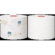 Toalettpapir Tork Mid-size Myk  2-lag, T6