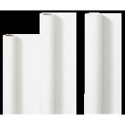 Duk damask120x8m  Hvit 15rl
