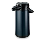Pumpetermos Furento 2,2 Ltr. Blå Glass innerbehold