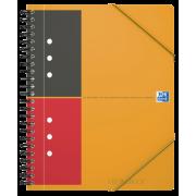 Notatbok Oxford Int. Meetingbook A5 linj
