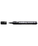 Merkepenn Edding 2000 1,5-3mm, Sort