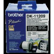 Brother Etikett DK 11209 stor adresse 29X62mm