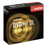 DVD + R  Imation 8,5GB