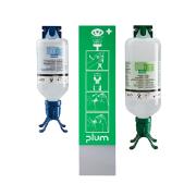 Plum Øyeskyllestasjon Duo (500/1000 ml)