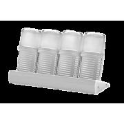 Bestikksylinder Essnor komplett, plast