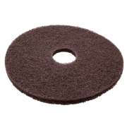 "Gulvpad 17"" brun 432mm"
