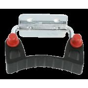 Kompakt redskapsholder m/ gummi
