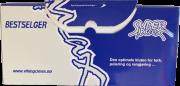 Engangsklut Supermax på box (50stk)