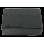 Håndpad tynn sort 150x230 (10 stk)