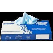 MicroMax klut 38x34 blå (70 stk)