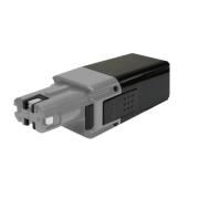 Primaster batteri Panasonic 3,0 Ah Ni-MH