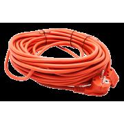 Kabel 18 m Pacvac m/ plugg (IEC, fra 18.07.13)