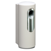 VisionAir LED dispenser (hvit/chrome)