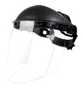 Ansiktsskjerm Sphere m/hodefeste