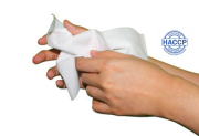 Anti-Bac Wipes refill f/ hygienestasjon (1000stk)
