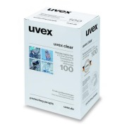 Cleaning Wipe Glasses Uvex9963000 100p